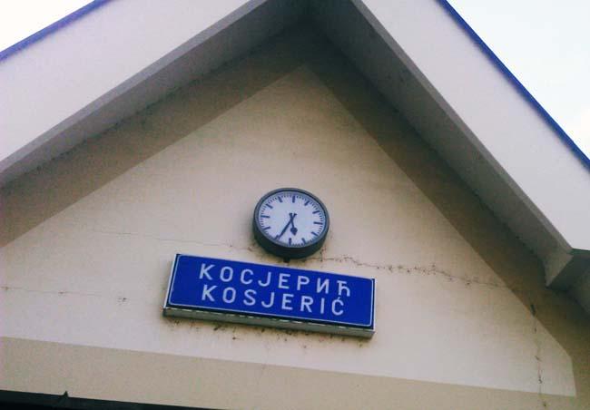 zeleznicka stanica