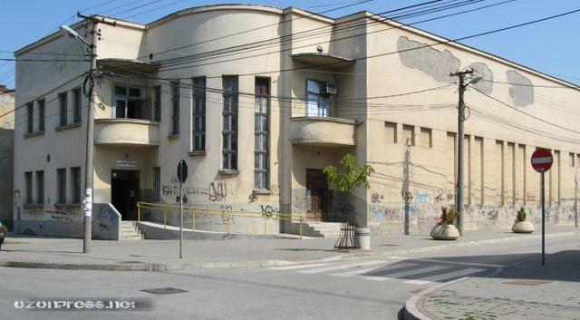Cacak, bioskop Sutjeska