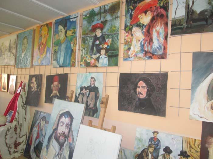 umetnicka skola