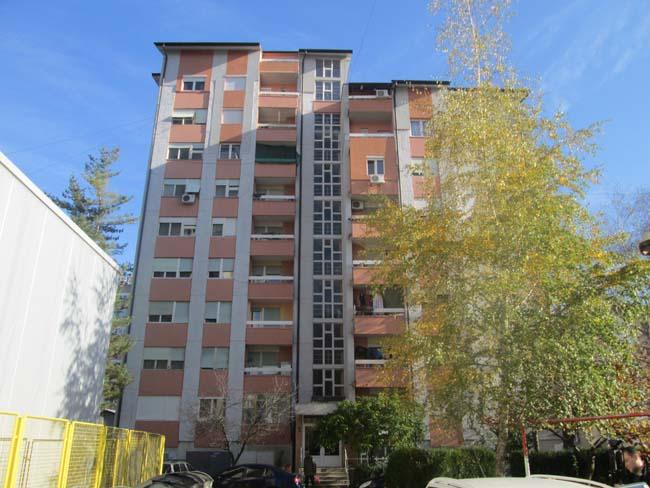 stambena zgrada, Pigova ulica