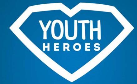 logo, mladi heroji