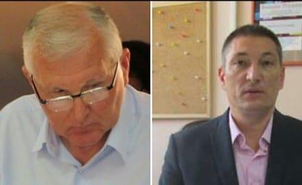 Ljubodrag Grbić i Dragan Nikolić