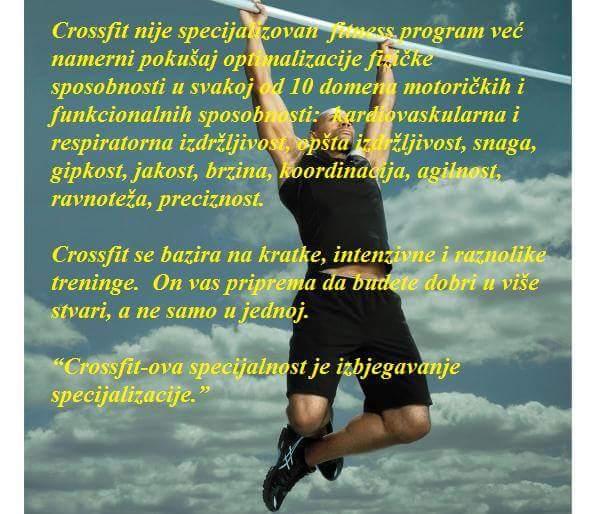 KROSFITNES