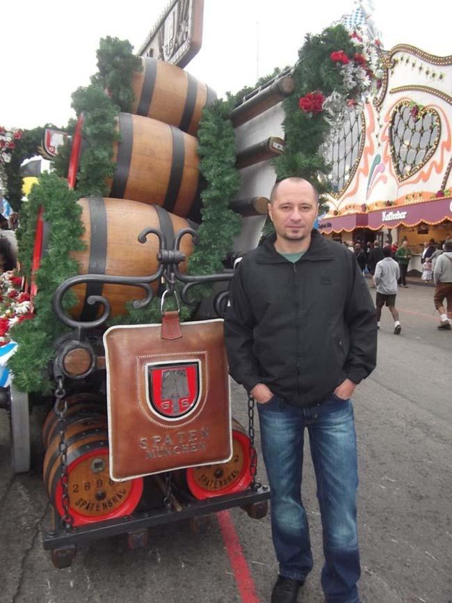 Srdjan Knezevic u Minhenu