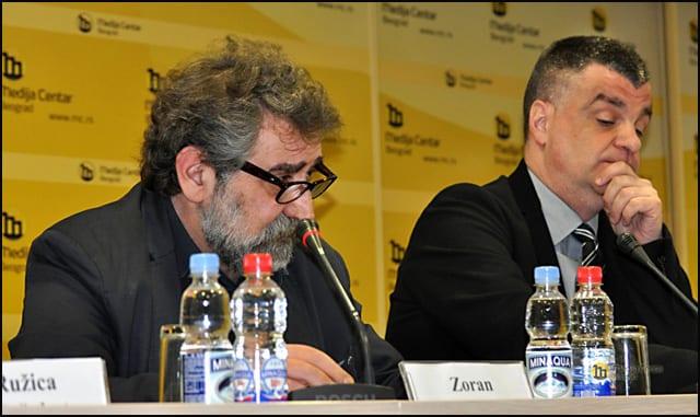 Zoran Sekulić i Saša Mirković