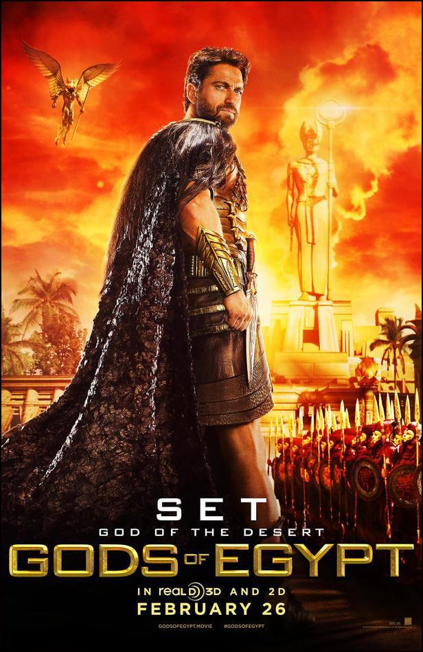 Bogovi Egipta