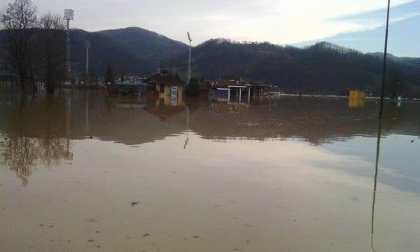 lucani, poplava