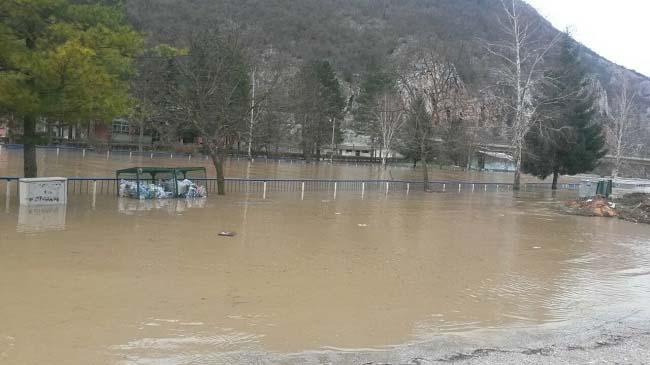 čačak, poplave