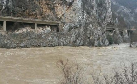 poplava, ovcar banja