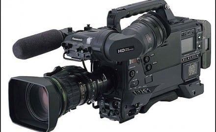 Panasonic-TV-kamera