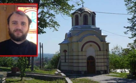 crkva Svetog cara Konstantina i carice Jelene.