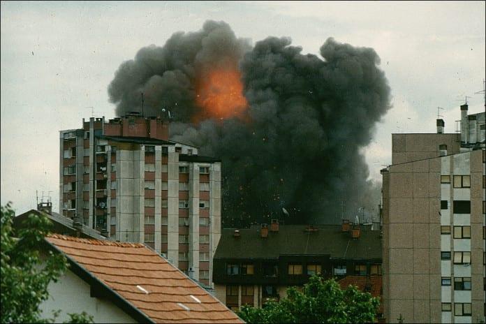 NATO bombardovanje