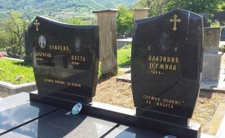 kradja na grobljima