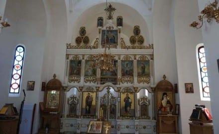 crkva Svetog cara Konstantina i carice Jelene