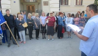 protest nastavnika, SOČ