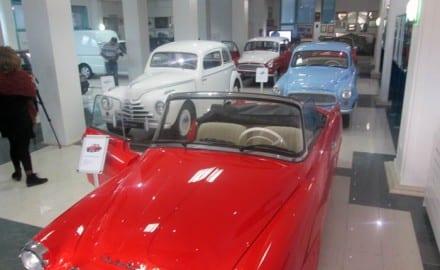 Muzej skodinih automobila