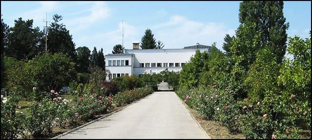 institut za vocarstvo
