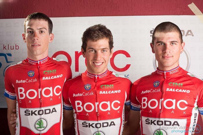 Marko Danilovic, Jovan Zekavica, Stefan Stefanović