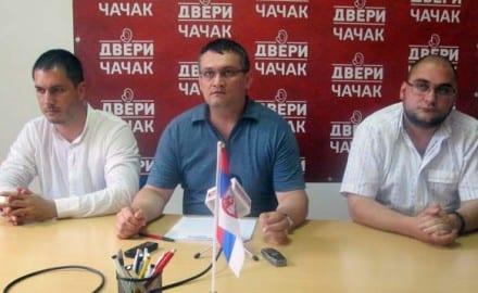 Dvekri, Tanasković, Božović