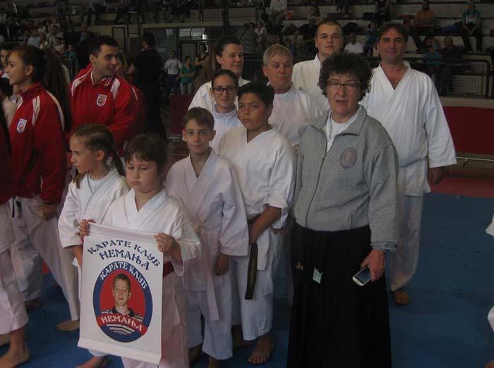 karate klub Nemanja