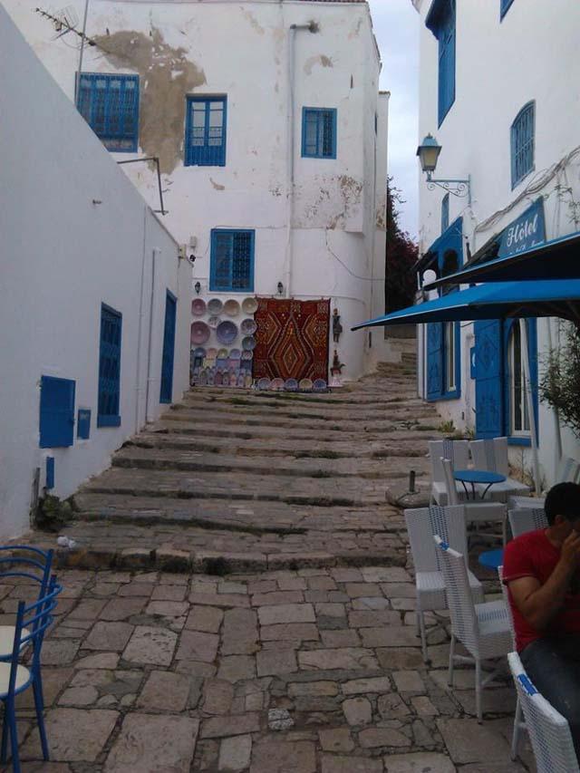 Tunis, obilazak