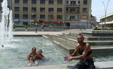Fontana na Gradskom trgu