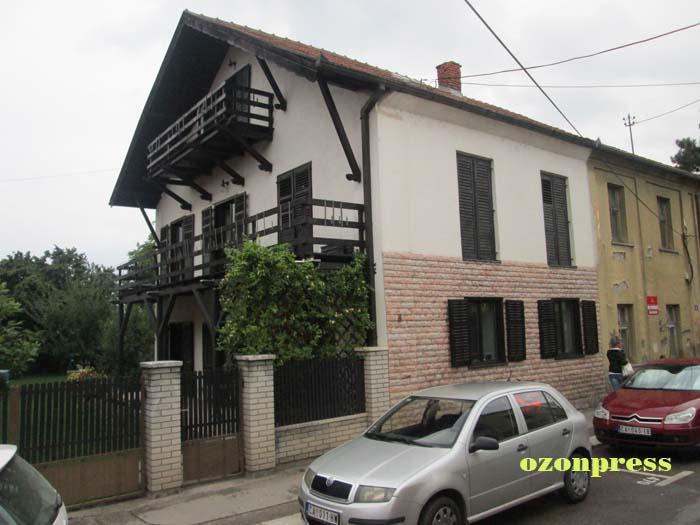 Kuća u Obilićevoj