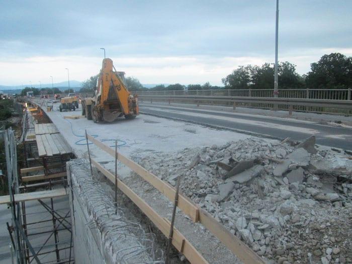 Most na Zapadnoj Moravi