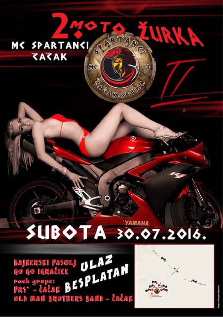 Moto klub Spartanci