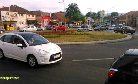 saobracajne guzve