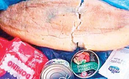 sendviči za policiju