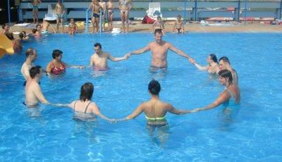Zračak, SRC Mladost, bazeni