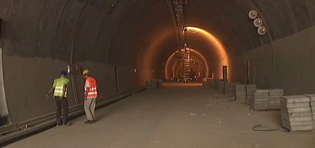 Tuneli na Koridoru 11
