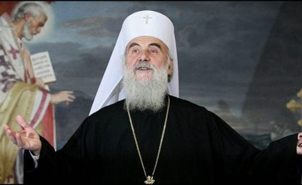 Patrijarh-Irinej