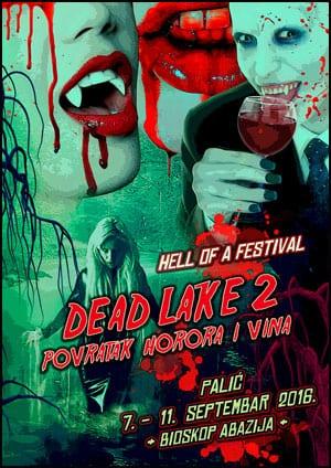 Plakat_Drugi-Dead-Lake-Horror-and-Wine-Festival_