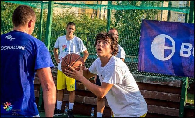 SIM međunarodno finale basket