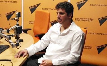 Bratislav Jugović, Sputnik