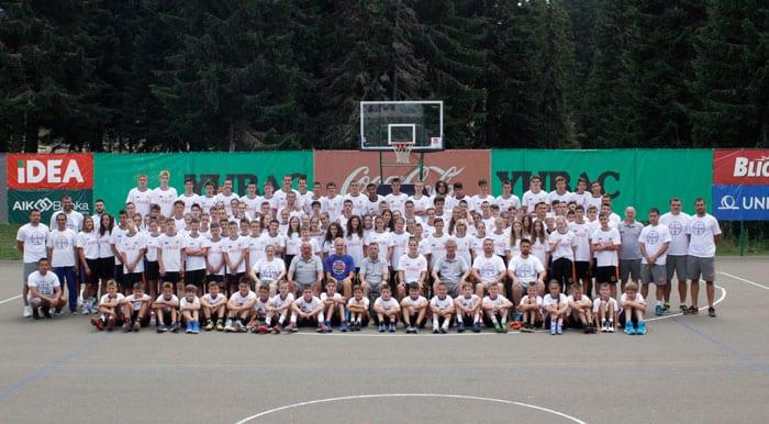 Košarkaški kamp Kopaonik