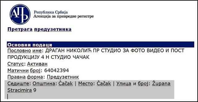 adresa-sina-Dragana