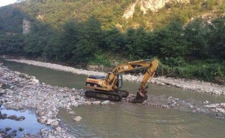 Ovčar Banja, reka