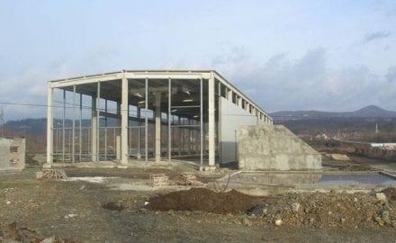 Fabrika železničkih pragova Kosjerić