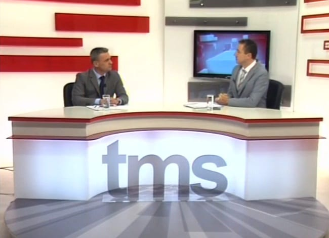 Milun Todorović, tms
