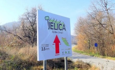 ''Jelica bike trail''