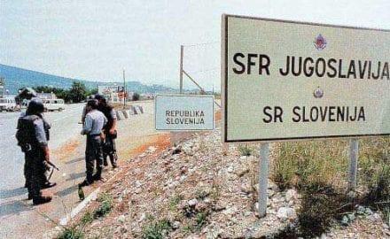 Rat u Sloveniji