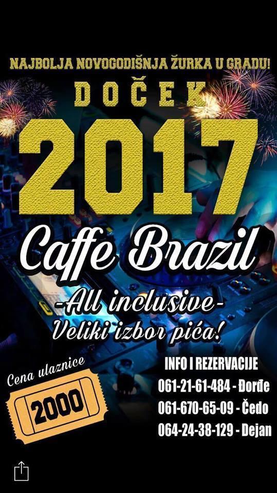 Kafe Brazil