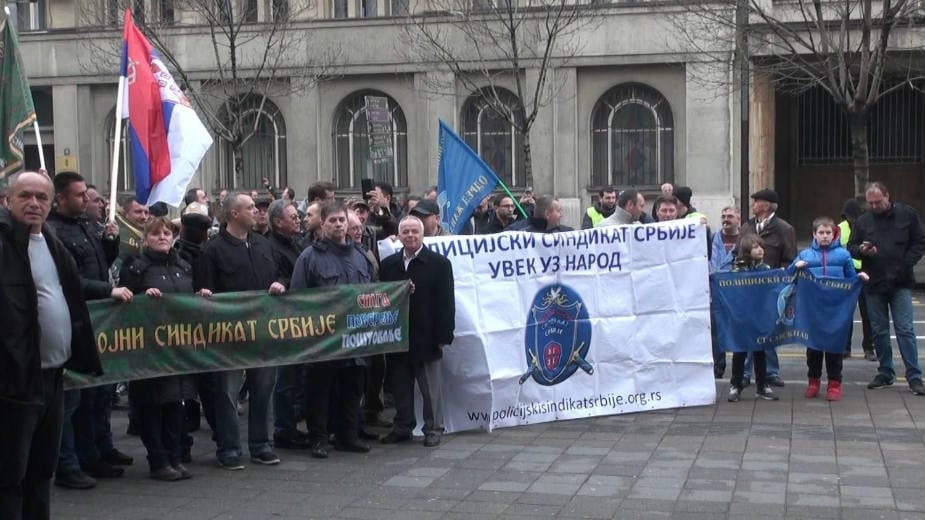 vojni sindikat
