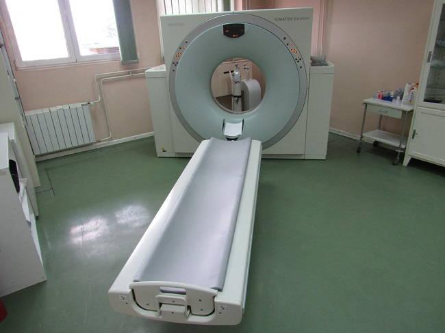 Skener, bolnica