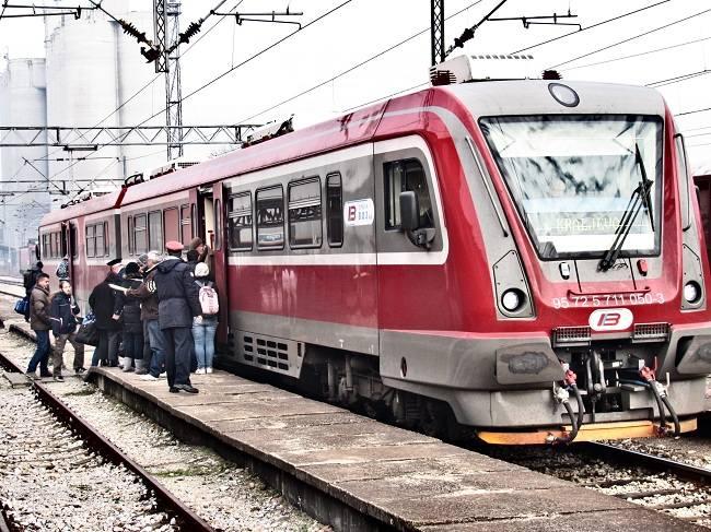 železnica Čačak