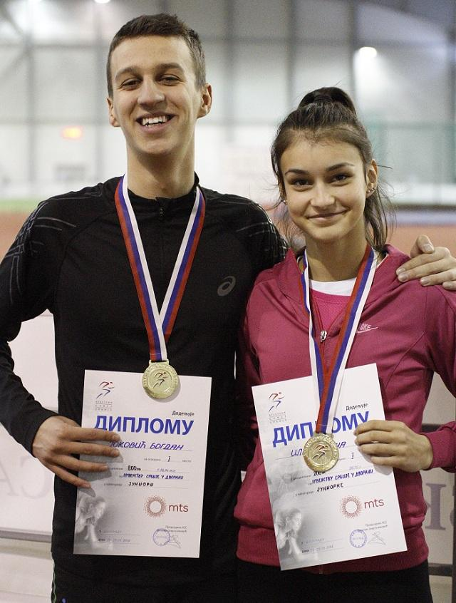 Ivana, Bogdan