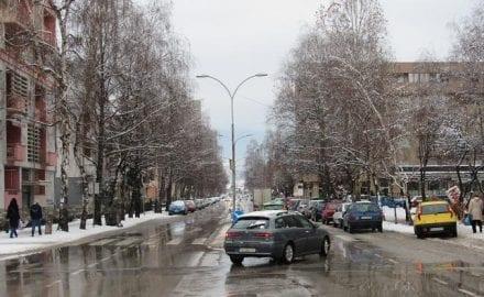 Čačak zima